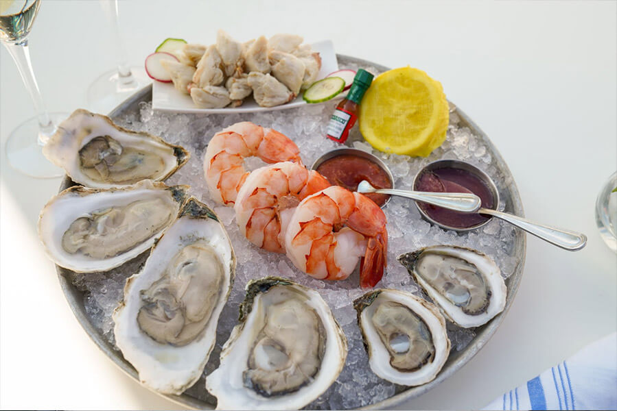 Brix and Brine Oysters